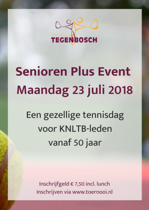 Senioren Plus Event